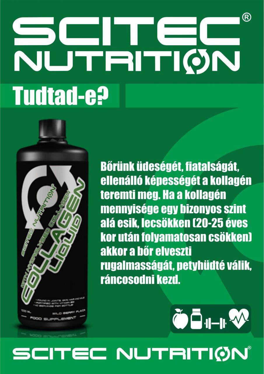 Scitec Nutrition Collagen Liquid ml - minerva-szki.hu