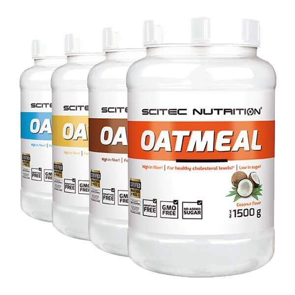 SCITEC NUTRITION - OATMEAL - 1500 G