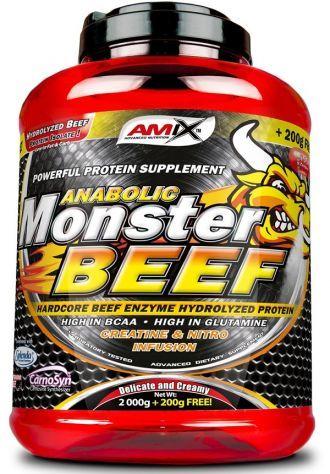 AMIX - ANABOLIC MONSTER BEEF 90% - 2200 G