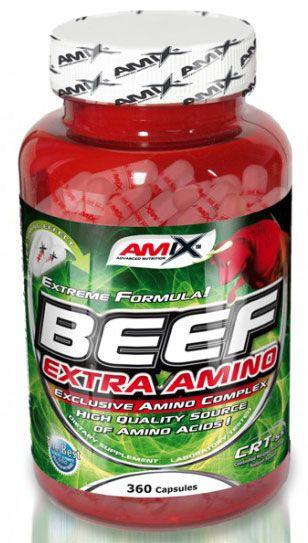AMIX - BEEF EXTRA AMINO - 360 KAPSZULA