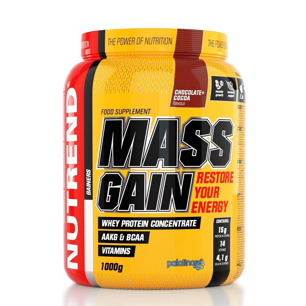 NUTREND - MASS GAIN - 1000 G