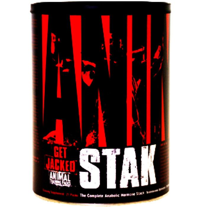 UNIVERSAL NUTRITION - ANIMAL STAK - 21 PACK
