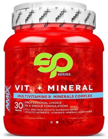 AMIX - VIT & MINERAL SUPER MULTIVITAMIN PACK - 30 TASAK