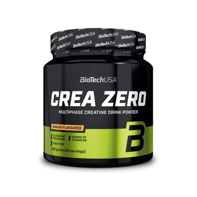 BIOTECH USA - CREA ZERO - 320 G