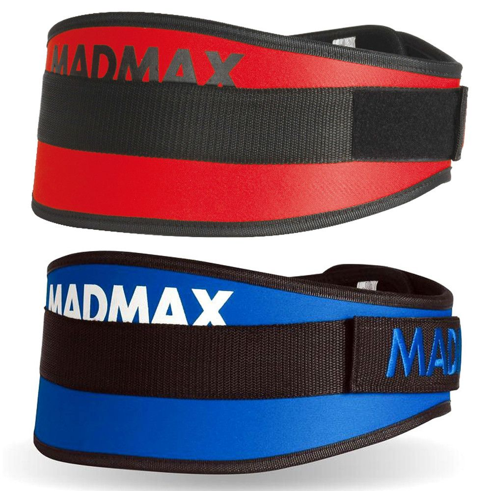 "MADMAX SIMPLY THE BEST RED/BLUE 6"" ÖV"