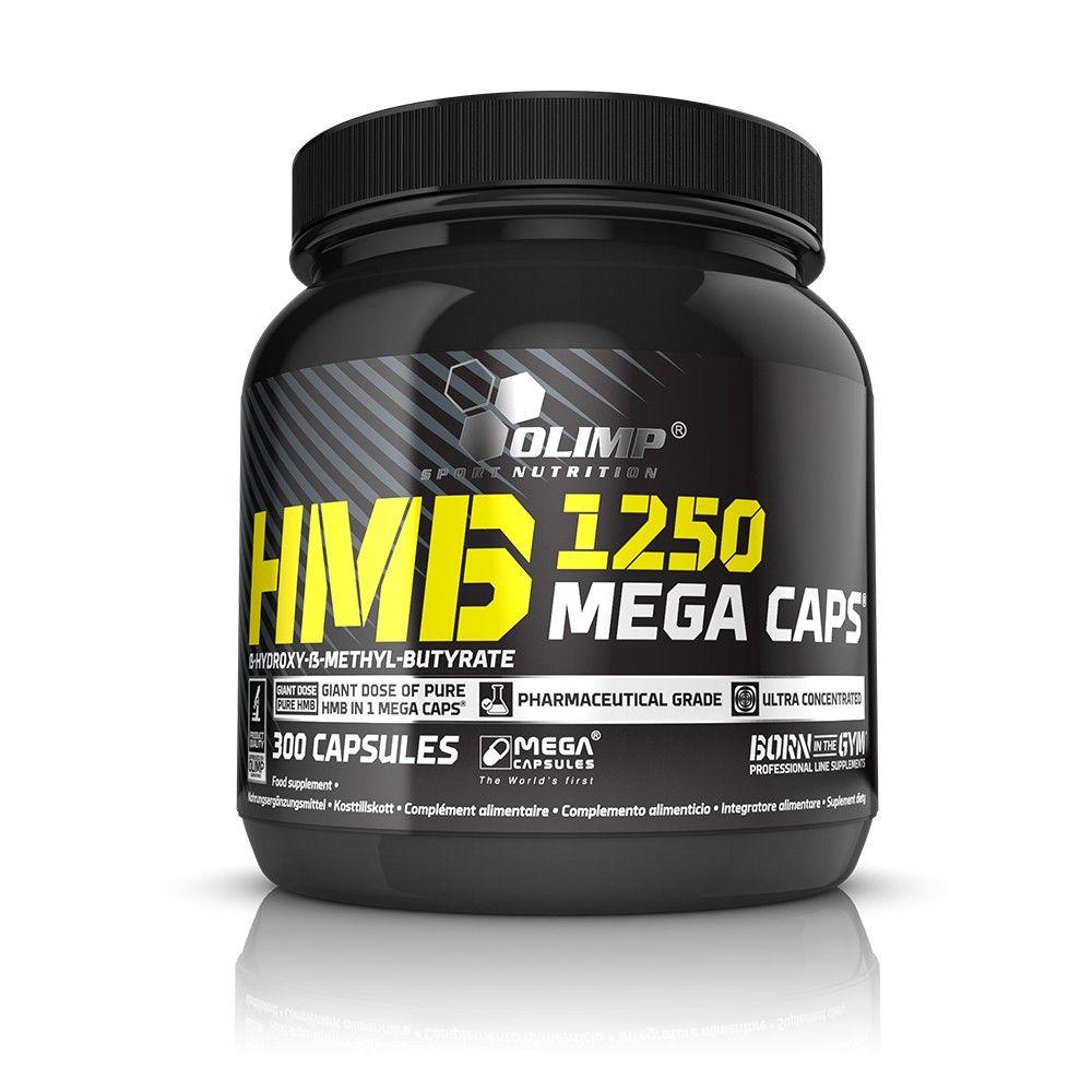 OLIMP SPORT - HMB 1250 MEGA CAPS - 300 KAPSZULA