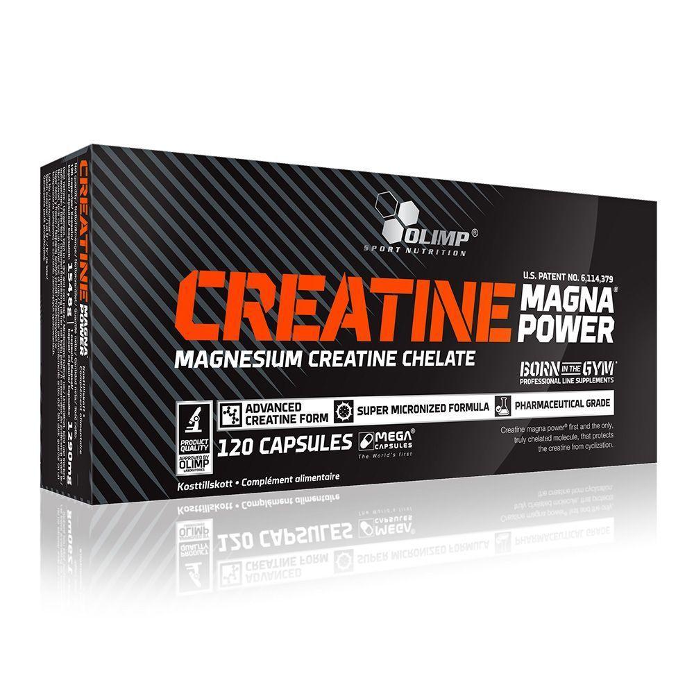 OLIMP - CREATINE MAGNA POWER® - 120 KAPSZULA