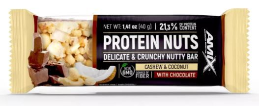 AMIX - PROTEIN NUTS - 40 G